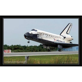 Imprinted America in Space Executive Calendar