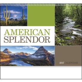 American Splendor Large Wall Calendar for Marketing