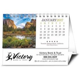 American Splendor Desk Calendar for Advertising