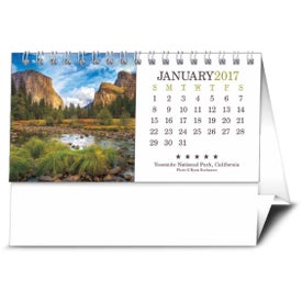 American Splendor Desk Calendar for Marketing