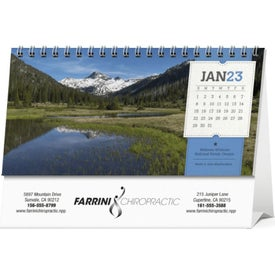 American Splendor Desk Calendar for Promotion