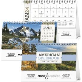American Splendor Desk Calendar for Promotion