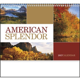 Promotional American Splendor Pocket Calendar