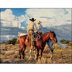 American West by Tim Cox Wall Calendar for Your Church
