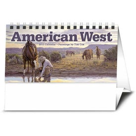 Promotional American West by Tim Cox Desk