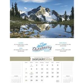 American Splendor Calendar - No Date Blocks (2017)