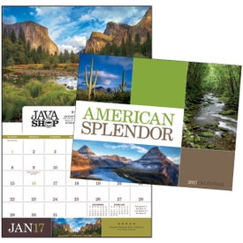 American Splendor Appointment Calendar for Your Church