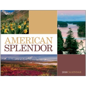 American Splendor Appointment Calendar for Your Organization