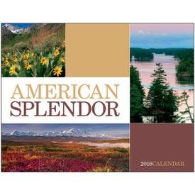 American Splendor Appointment Calendar for Your Organization
