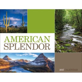 American Splendor Appointment Calendar for Your Company