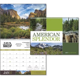 American Splendor Executive Calendar Giveaways
