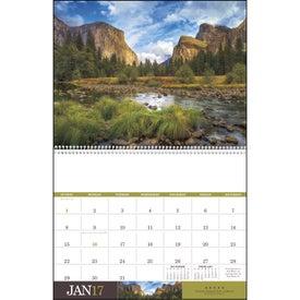 American Splendor Executive Calendar with Your Logo
