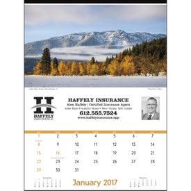 America's Charm Executive Calendar (2020)