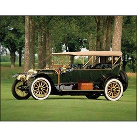 Custom Antique Autos Spiral Calendar