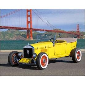 Customized Antique Autos Spiral Calendar