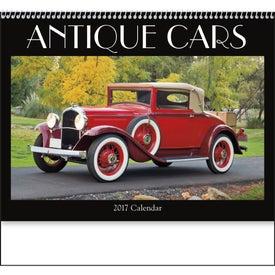 Logo Antique Cars Appointment Calendar