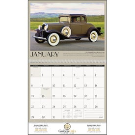 Company Antique Cars Appointment Calendar