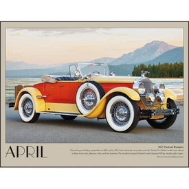 Custom Antique Cars Appointment Calendar
