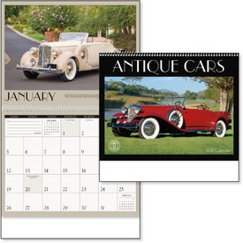 Antique Cars Appointment Calendar (2020)