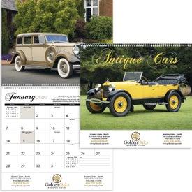 Antique Cars Appointment Calendar (2020)