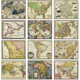 Antique Maps Calendar for Your Company