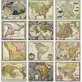 Antique Maps Calendar for Your Company