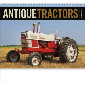 Branded Antique Tractors Appointment Calendar