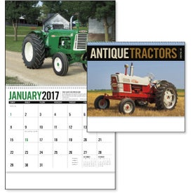 Antique Tractors Appointment Calendar for Your Company