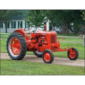 Personalized Antique Tractors Appointment Calendar