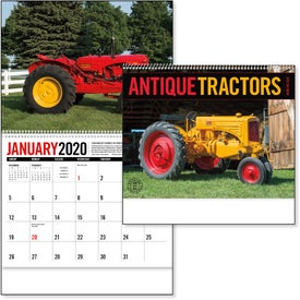 Antique Tractors Appointment Calendar (2020)