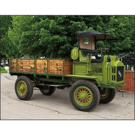 Antique Trucks Appointment Calendar for Your Church