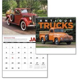 Logo Antique Trucks Appointment Calendar