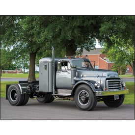 Antique Trucks Appointment Calendar for Your Organization