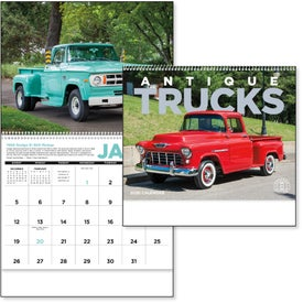 Antique Trucks Appointment Calendar (2020)