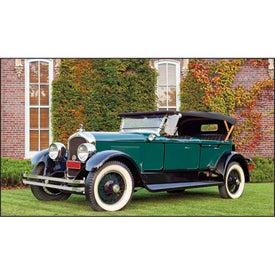 Antique Cars - Executive Calendar Printed with Your Logo