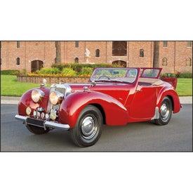 Antique Cars - Executive Calendar for Your Organization