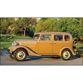 Company Antique Cars - Executive Calendar