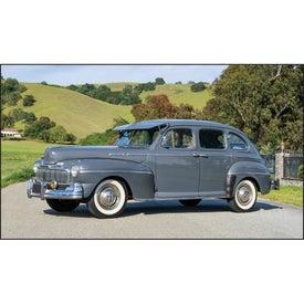 Customized Antique Cars - Executive Calendar