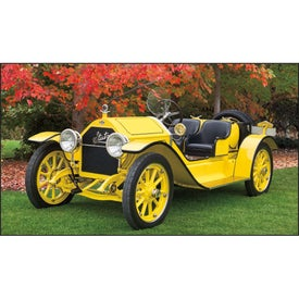 Antique Cars - Executive Calendar Branded with Your Logo