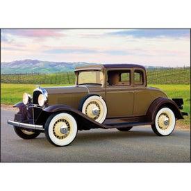 Advertising Antique Cars Large Executive Calendar