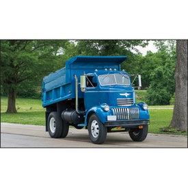 Personalized Antique Trucks Executive Calendar