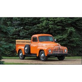 Customized Antique Trucks Executive Calendar