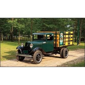 Antique Trucks Executive Calendar for Customization