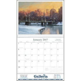 Artists of America Appointment Calendar for Your Church