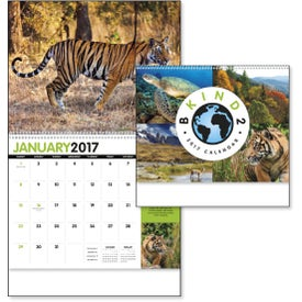 B Kind 2 Earth Calendars for your School