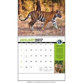 Customized B Kind 2 Earth Calendars