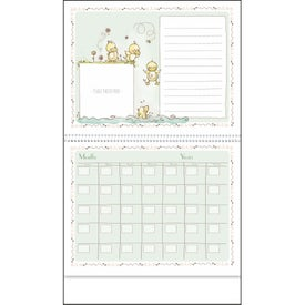 Custom Baby's First Year Appointment Calendar