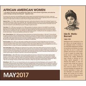 Monogrammed African-American Heritage