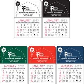 Barn Vinyl Adhesive Calendar (2021)
