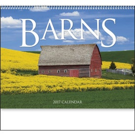 Advertising Barns Appointment Calendar